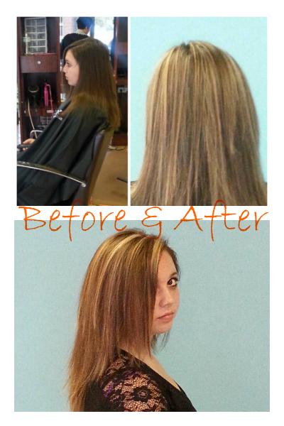 New attitude salon spa get a new hair color today for A new attitude salon